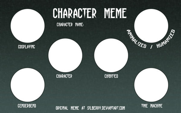 character_meme_by_silberry d23o8br character meme by silberry on deviantart