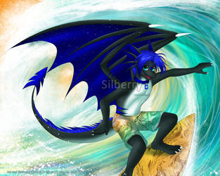 Surf's Up by Silberry