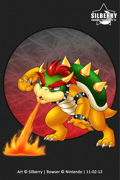 Bowser by Silberry