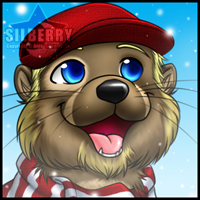 Comm: Winter Icon - Kiff Bridger by Silberry