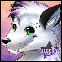 Icon Commission: RainWsker by Silberry
