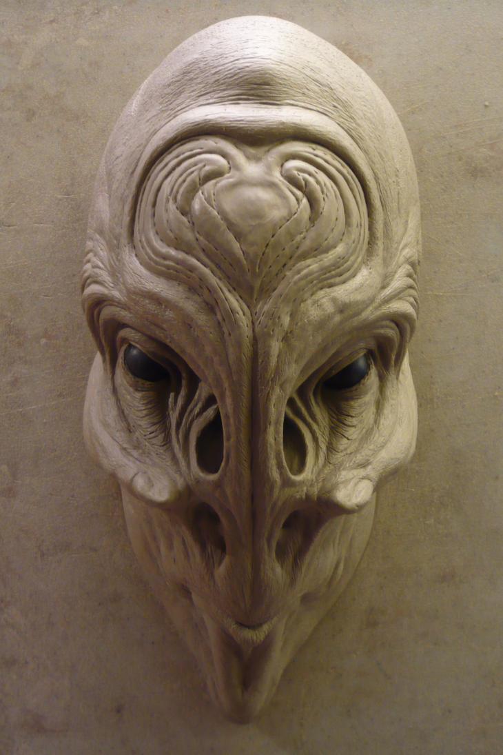 Panasonic P95 Wallpapers: Alien Half Mask One By IanLome On DeviantArt