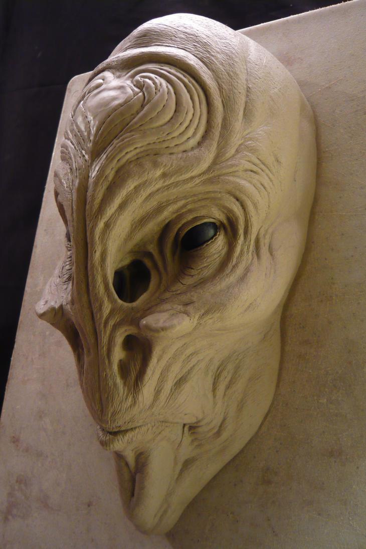 Panasonic P95 Wallpapers: Alien Half Mask One 2012 By IanLome On DeviantArt