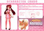 Pokemon Rainbow: Xiu-Mei Ping