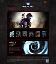 Ubisoft by sezeryilan-playboy