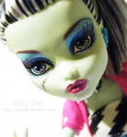 Monster High Frankie