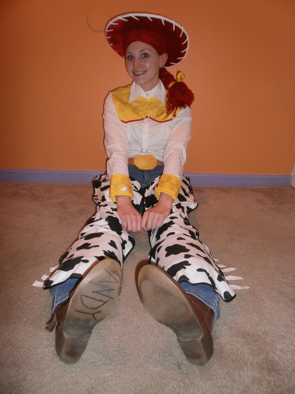 Toy Story Jessie Cosplay by mboes on DeviantArt OVhxs8rn