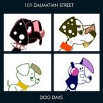 101DS: Dog Days (Gorillaz Demon Days Parody)