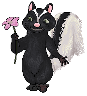19. Stella the Skunk - Over the Hedge by ConkerTSquirrel