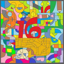 Happy 16th DA!