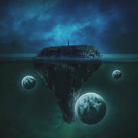 The Stargazer by xetobyte
