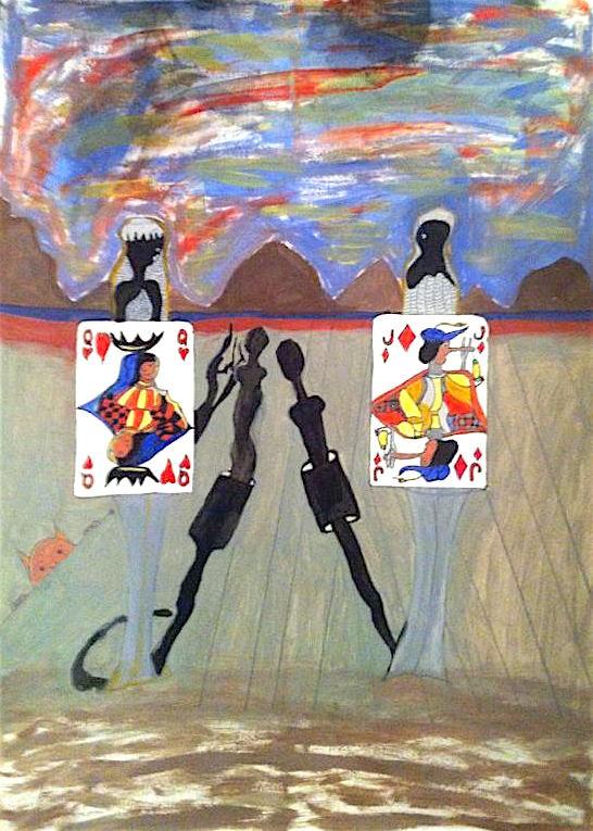 Coppia di carte by RenatoTocco
