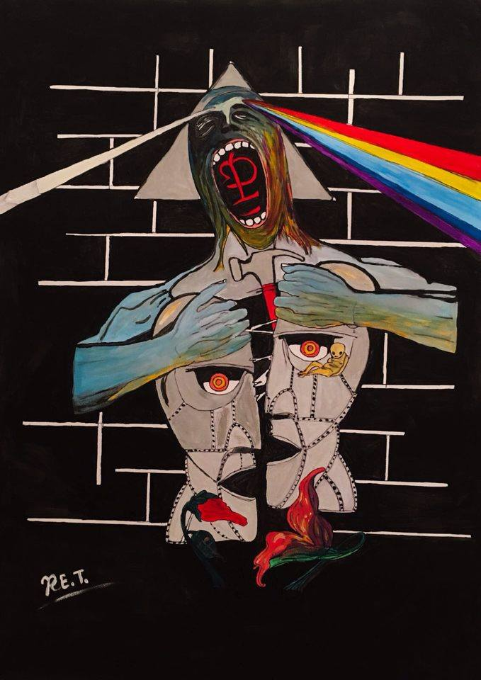 Omaggio ai Pink Floyd by RenatoTocco