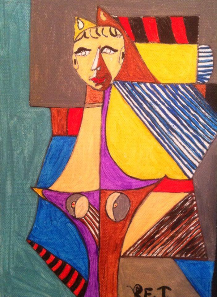 donna immobile by RenatoTocco