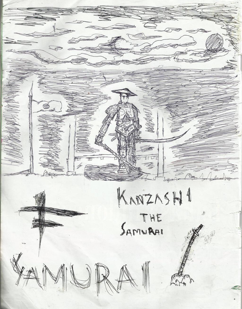 Kanzashi by Kentasabuya