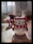 Merry Christmas!!! - Penguin Mug Study
