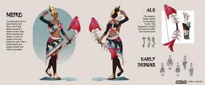 Ryndair: Meiko Character Sheet