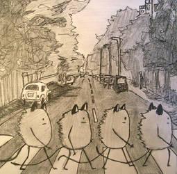 Abbey Road by Xenocontendi