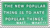Popular stamp by minas-stamps