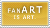 fanART stamp by minas-stamps