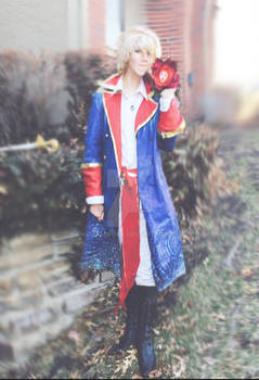 The Little Prince Cosplay