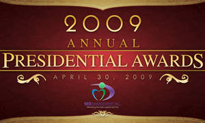Annual Presidential Awards