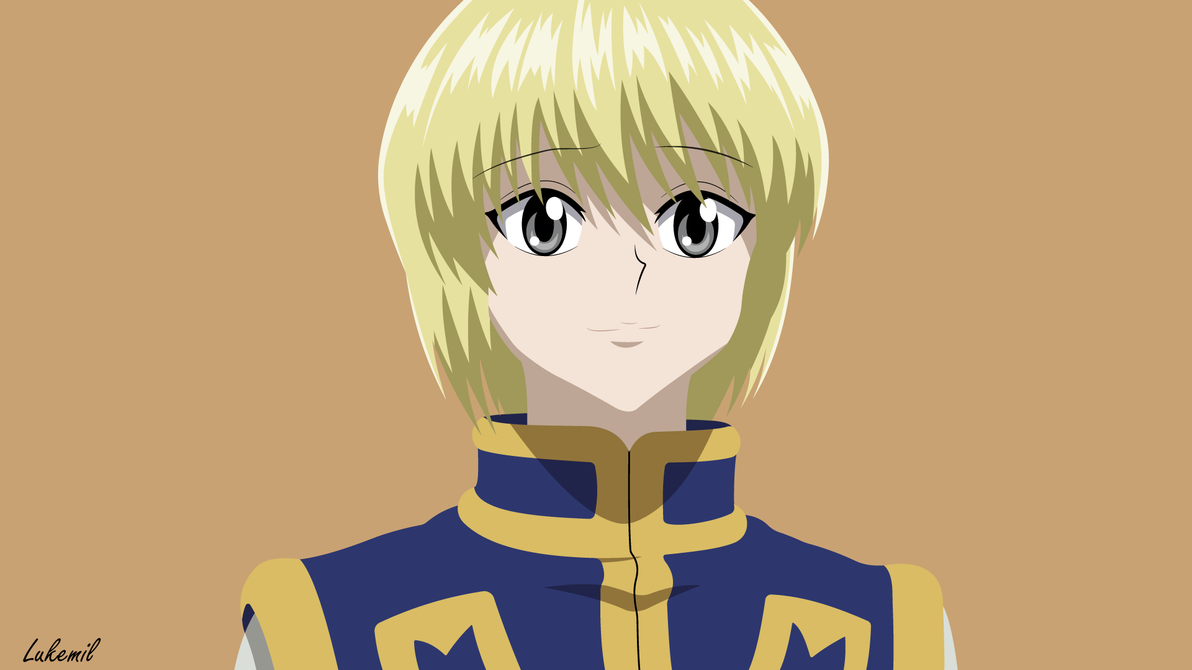 Kurapika Kurta Hunter X Wallpaper By Lukemil