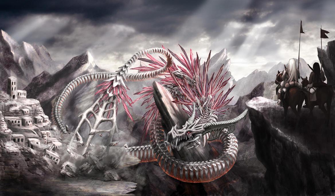 Serpentine Death by dashase