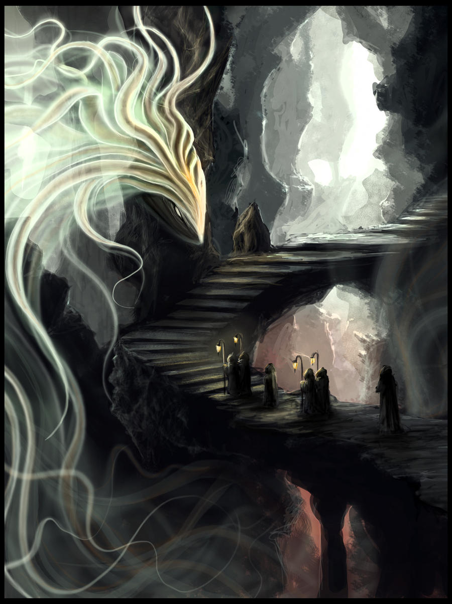 friar's lantern by dashase