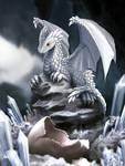 White Dragon Hatchling