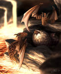 Volcano Dragon Nest
