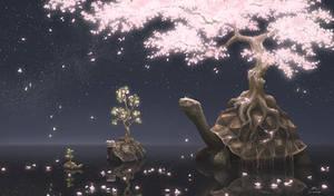 Spring Season Tortoises by dashase