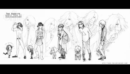 World tour 13 documentary sketches