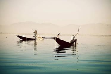 Fishermen by zzentry