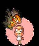 Rei's cute vortex