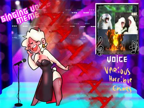 PE - Singing Voice Meme