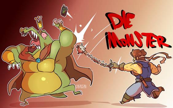 DIE MONSTER ll