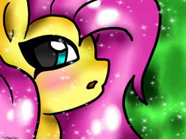 Fluttershy by TheBlackXion