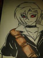 Dark Link by TheBlackXion