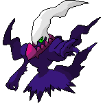 Shiny Darkrai by BerserkFury975