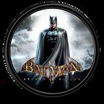 Batman Arkham Asylum Icon B