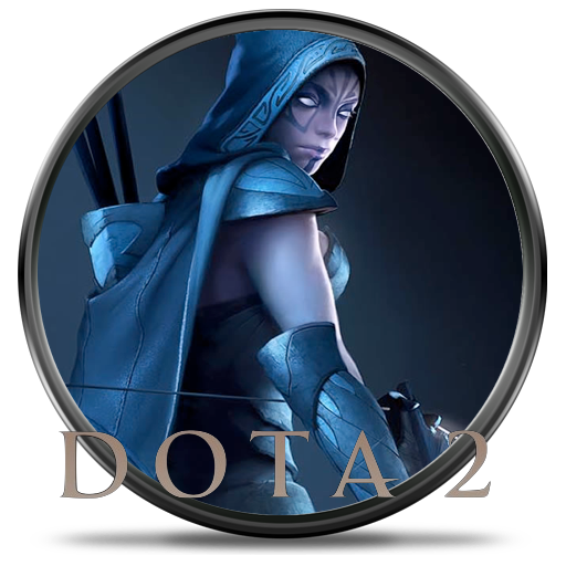 DOTA 2 Icon A by TheM4cGodfather on DeviantArt