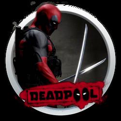 Deadpool Icon B
