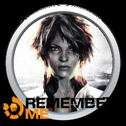 Remember Me Icon B