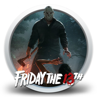 Friday the 13th: The Game logo