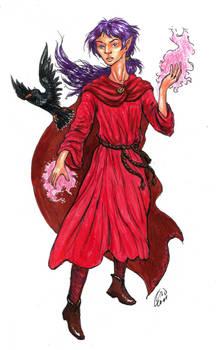 Vaarsuvius and Blackwing