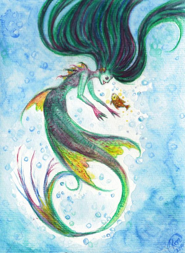 Deep Sea by Kaytara