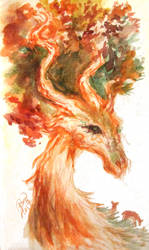 Leafy Crown by Kaytara