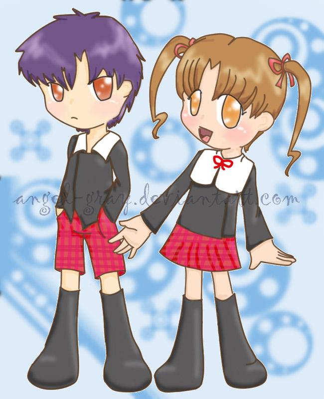 Mikan and natsume wedding