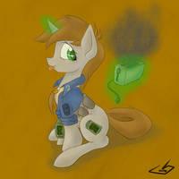 Toaster repair pony by billysan727